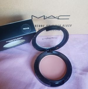 "MAC "" PinchMe"" Shimmertone Blush"